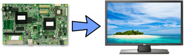 Intel Open Pluggable Specification: Fits your board into any display panel