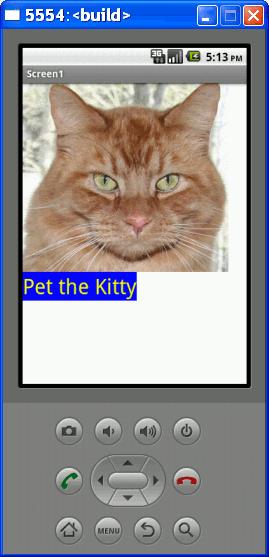 App Inventor Hello Kitty