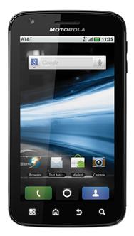 Motoral Atrix 4G - NVidia Tegra 2 - Android 2.3