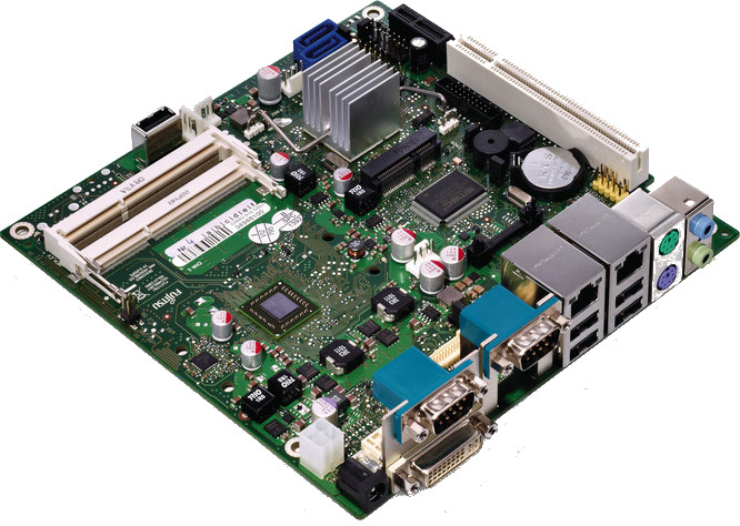 Fujitsu D3003-s1 - AMD G-T44R