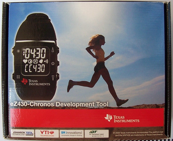 TI Wireless Watch Developement tool
