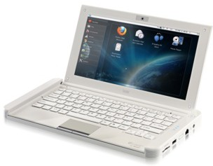 ARM Cortex A8 Freescale i.MX515 Netbook