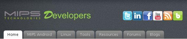 MIPS Developers Community: developer.mips.com