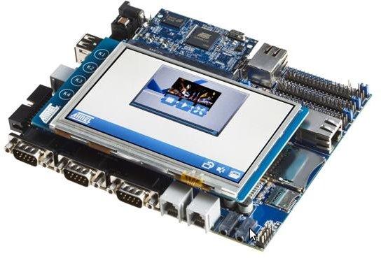 Atmel SAM9G15 Evaluation Kit