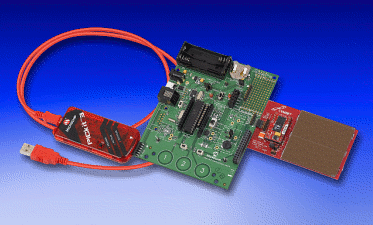 Solar Energy Harvesting Development Kit Featuring PIC® MCUs with eXtreme Low Power (XLP)