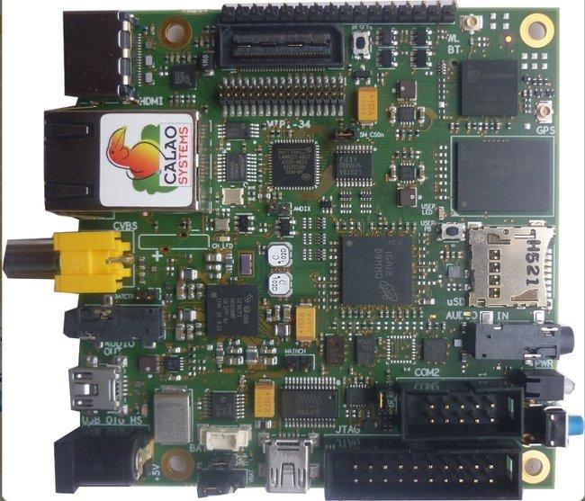 ST Ericsson Nova A9500 Development Board