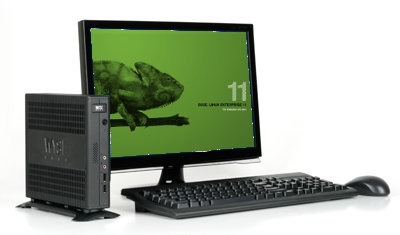 Wyse Thin Client- Suse Linux
