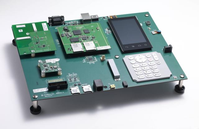 DragonBoard Android prototyping on dual-core Snapdragon