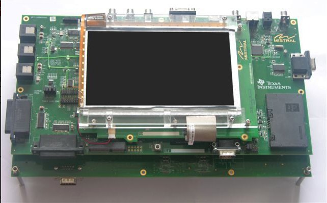 AM3871, AM3872 and AM3874 Evaluation Module