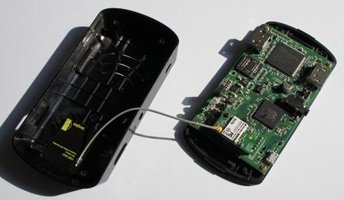 Chumby NeTV Hardware
