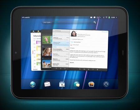 HP Touchpad Tablet