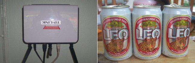 TP-LINK TL-WR940N - LEO Beer