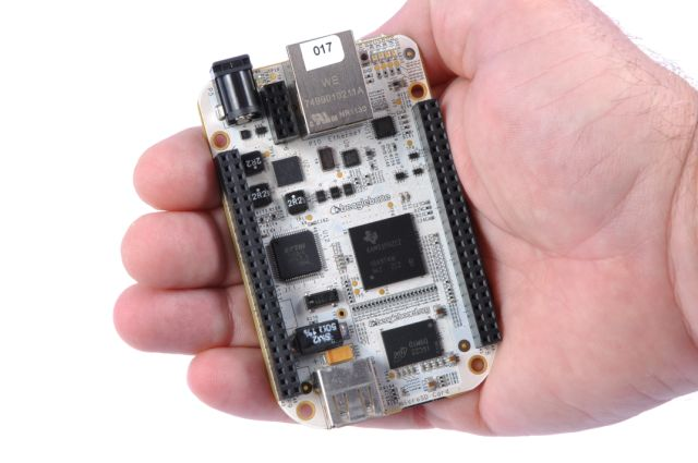 Texas Instruments Beaglebone