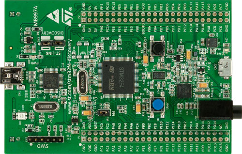 STM34F4 Development Board