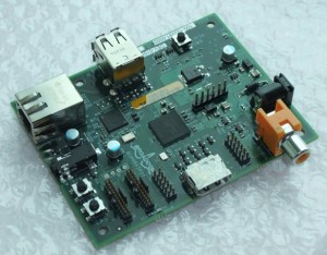 35 USD Raspberry Pi Broadcom BCM2835