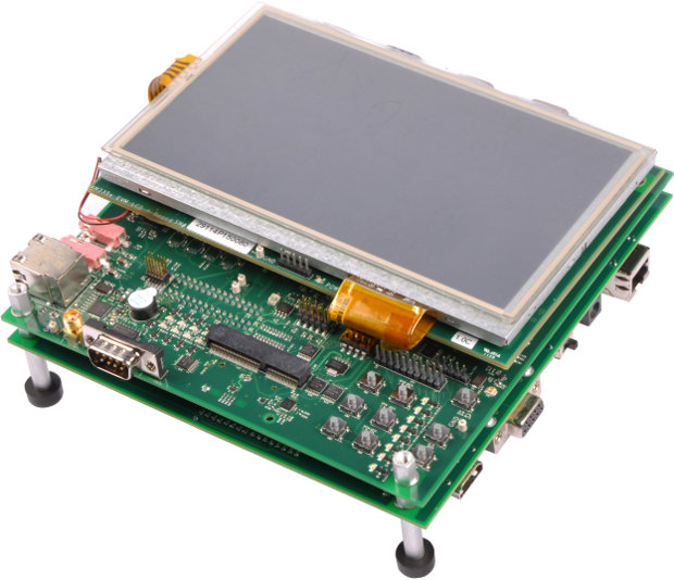 Sitara AM355x Development Board
