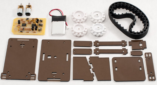 Romo Kit Components