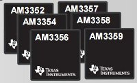 Texas Instruments Sitara AM355x Series