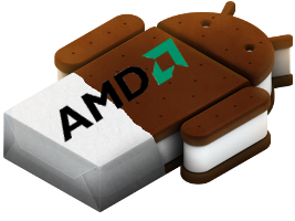 Android 4.0.1 (ICS) for AMD Brazos