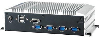 Intel Atom D2700/D2800 Rugged PC