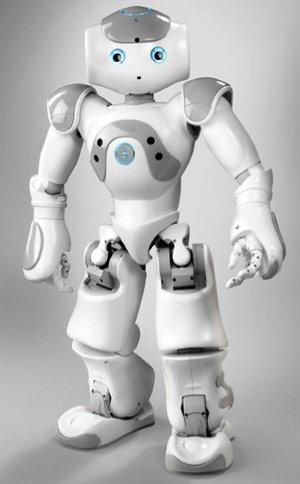 Nao Robot  Asimo Clone