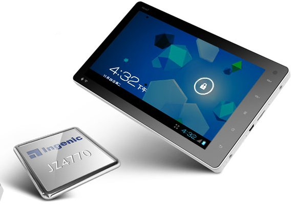 Android 4.0 MIPS Ultra Low Cost Tablet
