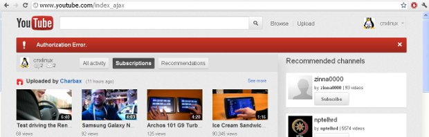 Get Back to Old YouTube Layout