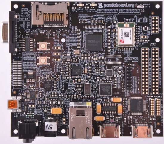OMAP4460 Development Board