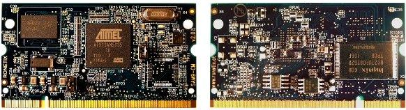 SAM9 CPU Module PCBA