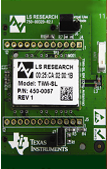 TI WiFi MCU Evaluation Module