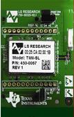 TI WiFi MCU Evaluation Module