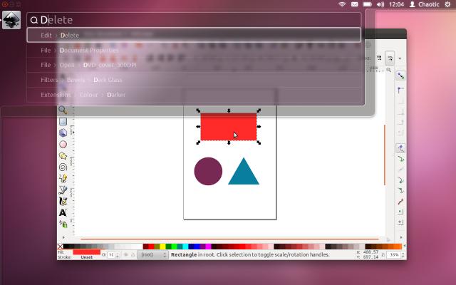 Real-time search in Ubuntu