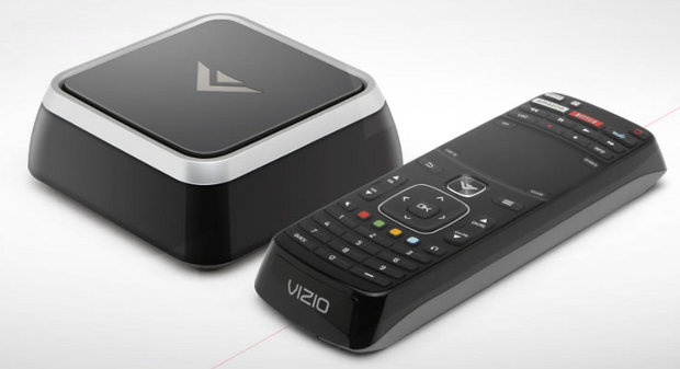 Vizio Google TV Media Player at CES 2012