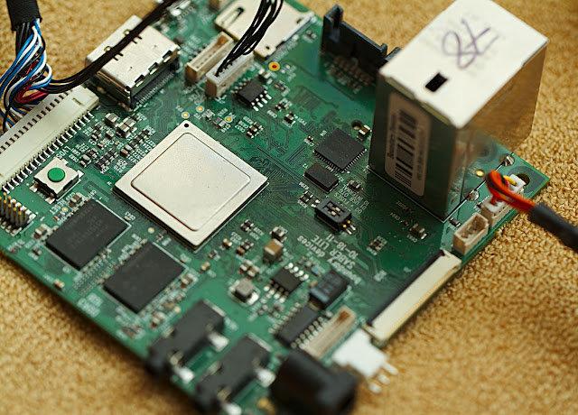 Low Cost Quad-core Cortex A9 Board