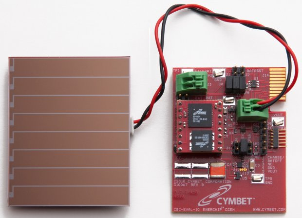 Solar Energy Harvesting Kit