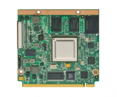 QSeven Modul based on Sitara and Davinci Processors