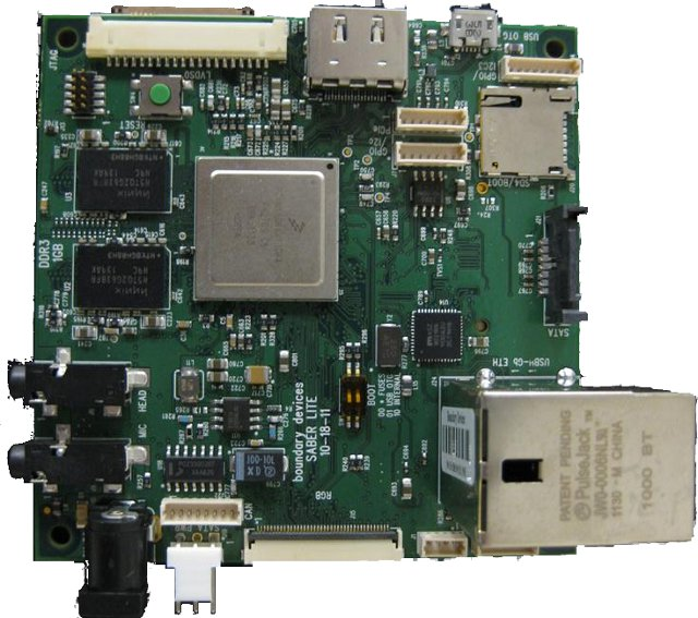 Quad-core i.MX6 cheap development board