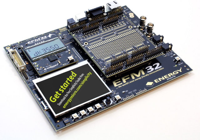 Cortex M3 Development Board with LCD