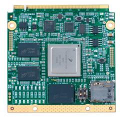 Freescale i.MX6 Q7 Module