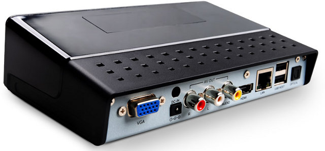 Allwinner A10 IPTV STB