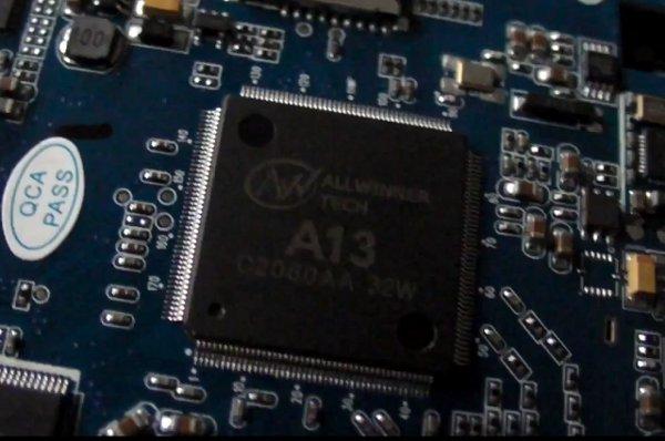 Allwinner A13 Cortex A8 YOOE Android 4.0 Board