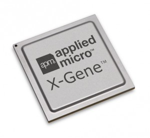 Applied Micro X-Gene 64-bit ARMv8 Server-on Chip