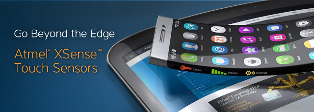 Flexible Touchscreen Display