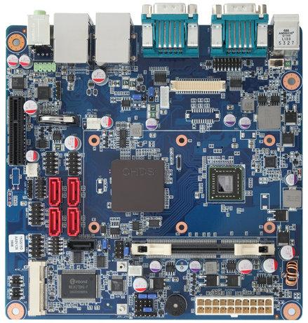 AMD G-Series T56N Mini-ITX motherboard (MANO120VGGA-T56N)