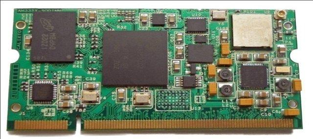 Calixto Systems Announces Ti Am335x Versa Som