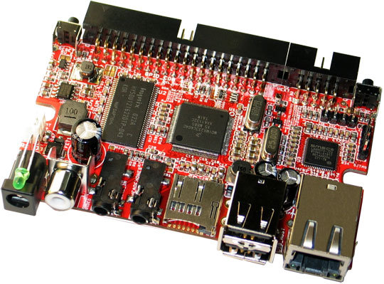 Freescale i.MX233 Development Board