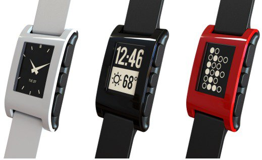 E-Paper Watch with Bluetooth Connectivity for Android Smartphones and iPhones