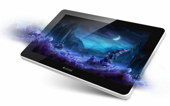 AMLogic AM8726-MX Android 4.0 Tablet