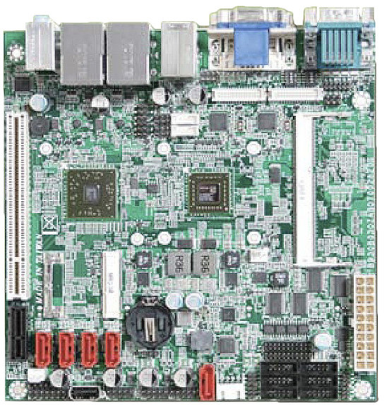 AMD G-Series T56N mini-ITX Board