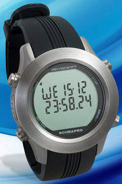 Scubapro Uwatec Meridian Dive Computer Powered By Efm32